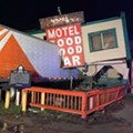 Florida landmark Desert Inn & Restaurant was nearly leveled by a tractor-trailer over the weekend
