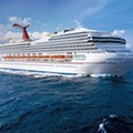 Carnival Cruise Lines will now ban 'offensive' clothing