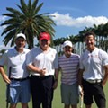 The White House doesn't want to admit how much Donald Trump golfs in Florida