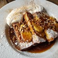 Beignets and bananas Foster French toast await at Maitland's Brick & Spoon