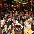 This Halloween night, open alcohol will be permitted on some downtown Orlando streets