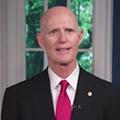 Florida Sen. Rick Scott tests positive for COVID-19
