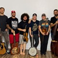 Young Orlando string band FiddleRat bring old-time revelry to RockPit Brewing's second anniversary