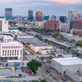 The city of Orlando.