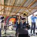 Brown Bag Brass Band throw a Mardi Gras celebration at Dexter's tonight