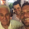 Roger Stone, Florida Rep. Matt Gaetz, and Joel Greenberg