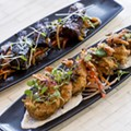 At Chroma Modern Bar + Kitchen, chef Jason Bergeron serves time-honored small plates in an ultra-modern landscape