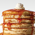 Get breakfast for lunch or dinner free today at IHOP