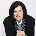 Paula Poundstone's inexplicably hilarious act comes to the Plaza Live