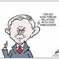 Race relations and Russia: Sessions' red neck is as troubling as his links to the Red Menace