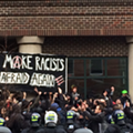 Inauguration day protesters arraigned amid doubts about evidence