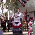 Here's a video of Rubio asking if we can afford to have a president under investigation by the FBI
