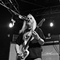 Dinosaur Jr. still bleeding ears, John Brannon still murderous in Easy Action (The Beacham)