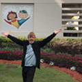 Mark Hamill makes surprise visit to Florida Hospital in Orlando