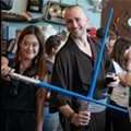 Audubon Park celebrates Star Wars at the May the Fourth Be With You Sip & Stroll