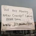 Restaurant ASH in Mills 50 has closed