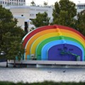 City pays tribute to Pulse at Lake Eola on the first anniversary of the tragedy