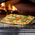 The Pie Orlando's square pizzas offer a slice of pizza pulchritude
