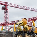 Disney releases first glimpse of Toy Story Land's Slinky Dog coaster at Hollywood Studios