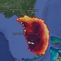 Here's what Hurricane Harvey would look like over Florida