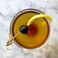 Our take on the whiskey sour adds a little bit of spice to make everything nice
