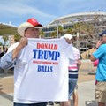 Russian Facebook account reportedly organized multiple Trump rallies in Florida