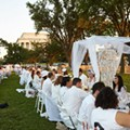 Le Dîner en Blanc pop-up picnic returning to Orlando this fall
