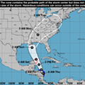 Florida's Gulf Coast keeps an eye on Tropical Storm Nate