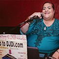 Orlando's karaoke queen, DJ Di, turns Big Daddy's into Gran Papi's for a benefit for Puerto Rico