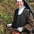 A Florida brewery is giving the 'Chainsaw Nun' her own beer