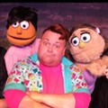 'RuPaul's Drag Race' star Joshua Eads plays it straight in 'Avenue Q' at Bay Street