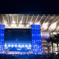 Party on the lawn at Dr. Phillips Center's 'Songs of the Season'