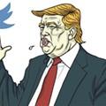 The top 10 insane Trump tweets of 2017
