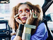 TONY KRASH - Erykah Badu