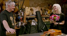 IMAGE COURTESY OF SPHINX PRODUCTIONS - Carmine Street Guitars