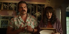 IMAGE COURTESY OF NETFLIX - David Harbour and Winona Ryder in Stranger Things