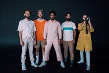 PHOTO BY WESLEY YEN - Young the Giant