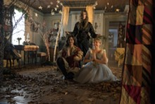"""PHOTO COURTESY SONY PICTURES ENTERTAINMENT - Emma Watson, Saoirse Ronan and Florence Pugh in """"Little Women"""""""