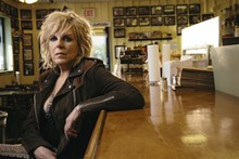 PHOTO BY DAVID MCCLISTER - Lucinda Williams