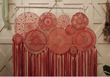 IMAGE COURTESY MAITLAND ARTISTS IN ACTION - Fiber art by Victoria Walsh