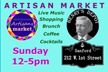 Join us on Sunday at Henry's Depot for Kaleidoscope Artisan Market - Uploaded by Kaleidoscope