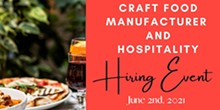 Local Craft Food Manufacturers and Hospitality Job Fair - Uploaded by MuseGelato