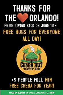 Free Nug Day Promo Flyer - Uploaded by Quest Brashear