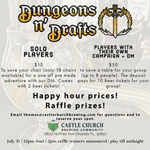 Follow on instagram @dungeons.n.drafts for updates and info! - Uploaded by mrbeardtender