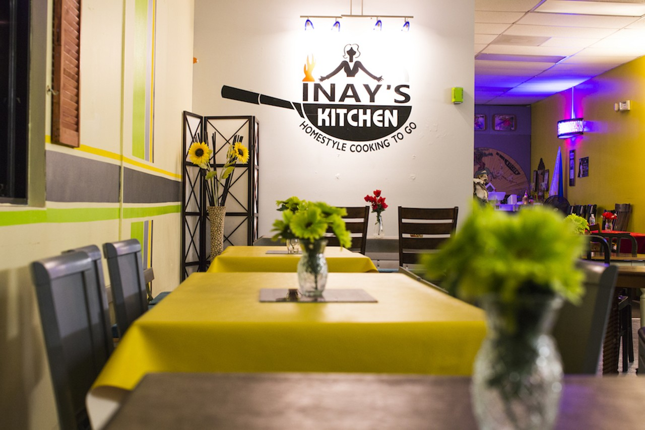 Traditional Dishes At Filipino Restaurant Inay S Kitchen Are As Comforting As They Are Exciting Restaurant Review Orlando Orlando Weekly