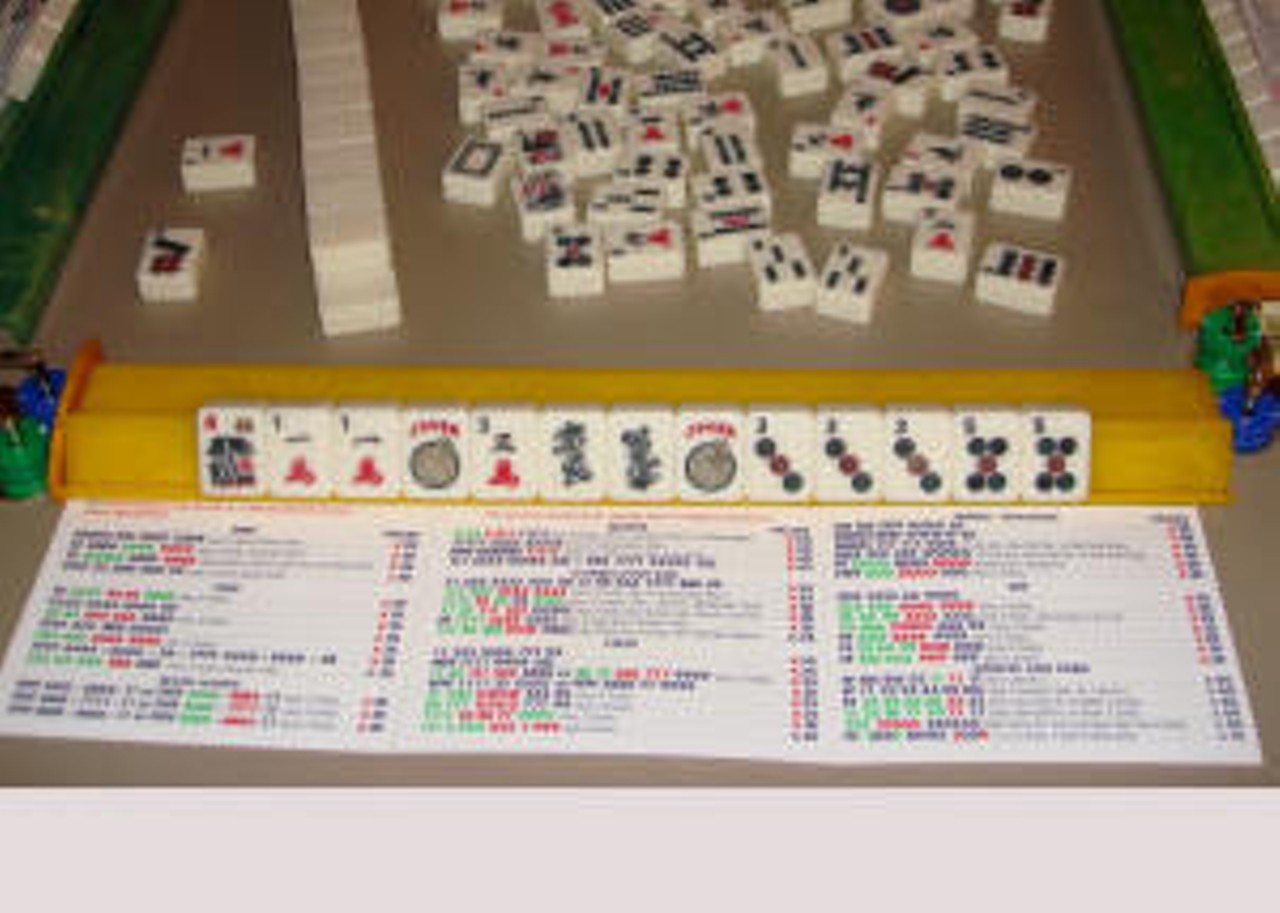 picture relating to Mahjong Card Printable called Central Florida Mah Jongg MetroWest State Club Sports activities