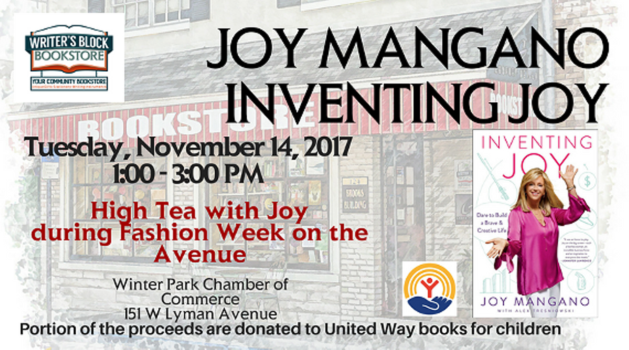 joy mangano winter park welcome center and chamber of commerce
