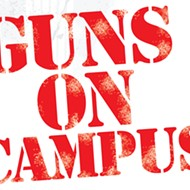 UCF faculty group speaks out against guns on campus, wisely
