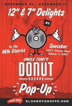 Uncle Tony's Donut Shoppe record store scheduled to close this week
