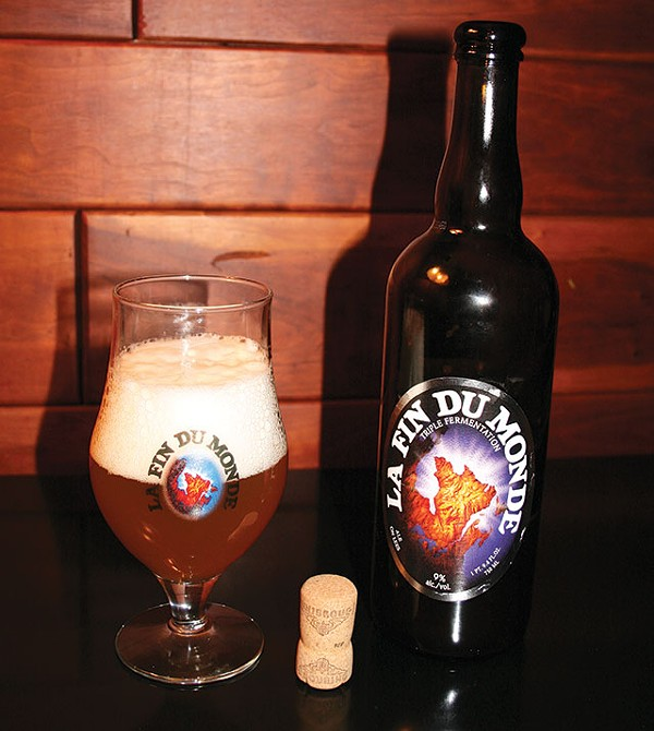 Unibroue Beer Dinner